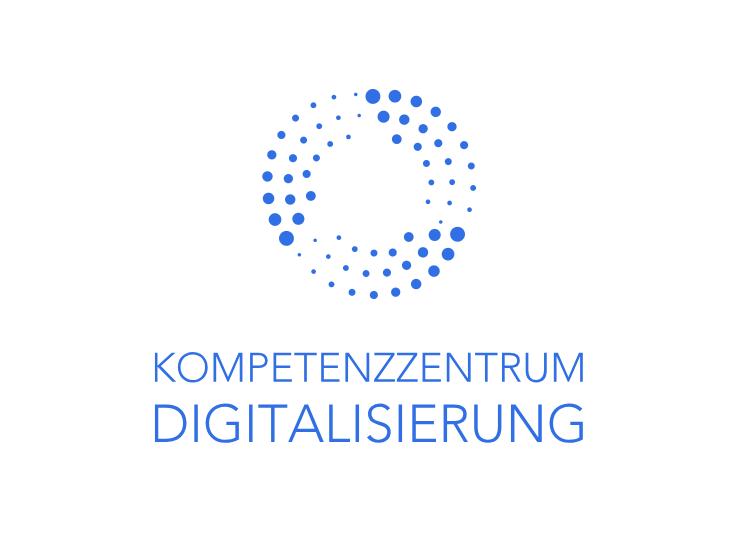 Logo Kompetenzzentrum Digitalisierung